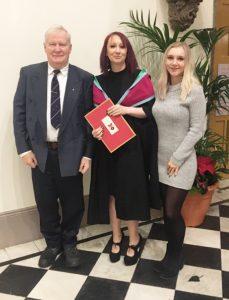 MSc Graduation Photo