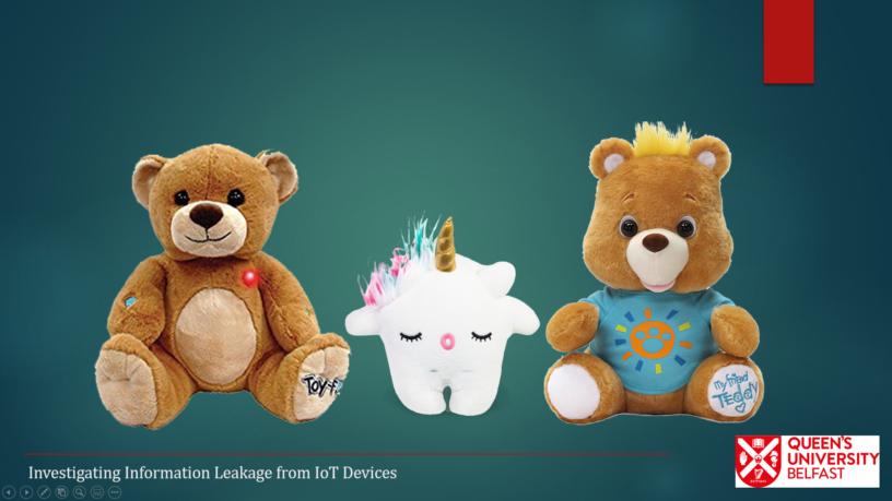 IoT toys